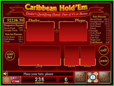 Caribbean Hold'em 1